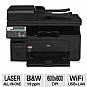 HP CE844A LaserJet Pro M1217nfw Wireless Multi Function Black & White Laser Printer
