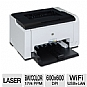 Alternate view 1 for HP LaserJet Pro CP1025nw WiFi Color Printer