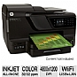 Alternate view 1 for HP Officejet Pro 8600 WiFi e-All-in-One Printer