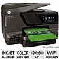 Alternate view 1 for HP OfficeJet 8600 Pro Plus WiFi All-in-One Refurb