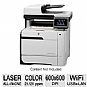 Alternate view 1 for HP Color Laser Pro 400 M475DW Multifunction WiFi