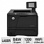 Alternate view 1 for HP LaserJet Pro 400 M401dw WiFi Printer Duplex