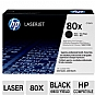 Alternate view 1 for HP 80X CF280X Black LasJet Toner Cartridge 6,9K Yd
