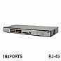 HP Networking JE005A V1910-16G Switch - 16 x RJ-45 10/100/1000Base-T Network LAN (Refurbished)