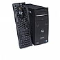 Alternate view 1 for HP Compaq BV516AA Desktop PC