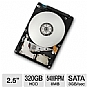 "Alternate view 1 for Hitachi Travelstar ZX5K500 320GB 2.5"" Mobile HDD"
