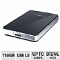 Alternate view 1 for Hitachi Touro Mobile Pro 2.5&quot; 750GB USB 3.0 HDD 