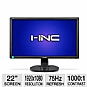 "Alternate view 1 for I-Inc IP221DBB 22"" Widescreen LCD HD Monitor"
