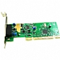 Alternate view 1 for Hiro H50158 56K V.92 Low Profile PCI Modem