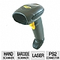 Alternate view 1 for Wasp WLS 9500 Laser Barcode Scanner with PS2 Cable