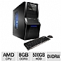 Alternate view 1 for iBUYPOWER GAMER POWER AMD FX Gaming PC