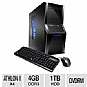 Alternate view 1 for iBUYPOWER Gamer Power 564D3 Gaming PC