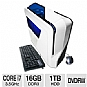 Alternate view 1 for iBUYPOWER Core i7 1TB HDD Gaming PC