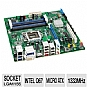 Alternate view 1 for Intel BOXDQ67SWB3 Socket H2 Desktop Motherb Bundle