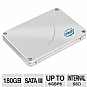 "Intel SSDSC2CW180A3K5 520 Series Solid State Drive - 180GB, SATA III (6Gb/s), 2.5"", up to 550MB/s Read, up to 520MB/s Write, Retail"