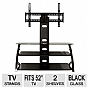 Alternate view 1 for Cravin TDDPF44B TV mount Flat Panel TV Stand