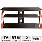 Alternate view 1 for Cravin TDRTNWB48 48in Wood 2 Shelf TV Stand