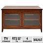 Alternate view 1 for Cravin TDLCT5028 Walnut Finish A/V Credenza