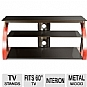 "Alternate view 1 for Cravin TDRTNWB60 60"" HDTV Stand"