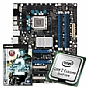 Alternate view 1 for Intel DX38BT w/ Core 2 Extreme QX9650 &amp; GRAW2 Game