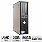 Alternate view 1 for Dell Optiplex 740 Refurbished Desktop PC