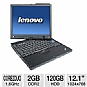 "Alternate view 1 for Lenovo 12.1"" Refurbished Tablet PC"