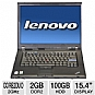 "Alternate view 1 for Lenovo ThinkPad T61 15.4"" Notebook (Off-Lease)"
