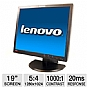 "Best Deal USA - IBM/Lenovo L191 ThinkVision 19"" Class LCD Monitor"