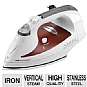 Black & Decker ICR515 First Impressions Iron - Vertical Steam, Stainless Steel Soleplate