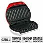 "Alternate view 1 for George Foreman 50""sq Non-Stick Grill"