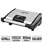 Alternate view 1 for George Foreman GR0080S 80 Sq. In. Vari-Temp Grill