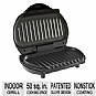 Alternate view 1 for George Foreman GR12B Super Champ Indoor Grill