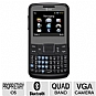 Samsung A177 Unlocked Cell Phone - QWERTY, VGA Camera, USB, Bluetooth, Voice Memo, MP3/MP4 Player, Currency Coverter, Black