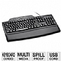 Alternate view 1 for Kensington Pro Fit Comfort Wired Keyboard