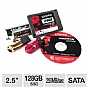 Alternate view 1 for Kingston SSDNow V100 128GB Solid State Drive Kit