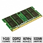 Alternate view 1 for Kingston 1GB DDR2-667MHz Laptop Memory Module