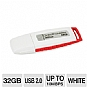 Alternate view 1 for Kingston 32GB DataTraveler G3 USB 2.0 Flash Drive
