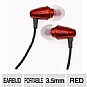 Alternate view 1 for Klipsch 11012673 Image S3 In-Ear Headphones