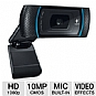 Alternate view 1 for Logitech C910 960-000597 Pro Webcam