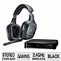 Alternate view 1 for Logitech Wireless Headset F540 For PS3/Xbox REFURB