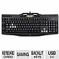 Alternate view 1 for Logitech G105 Gaming Keyboard
