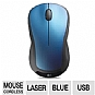 Logitech 910-001917 M310 Wireless Mouse - Peacock Blue