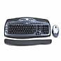 Alternate view 1 for Logitech LX700 Cordless Combo w/ Charging Cradle