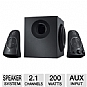 Alternate view 1 for Logitech 980-000402 Z623 Speaker System