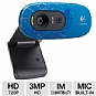 Alternate view 1 for Logitech 960-000818 C270 HD Webcam