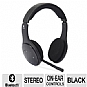 Logitech 981-000337 H800 Wireless Headset - 2.4GHz Wireless, On-Ear Controls, Built-In Equalizer, Bluetooth Technology, Foldable Design, Noise-Canceling Microphone