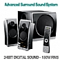 Alternate view 1 for Logitech Z Cinema Advanced Surround Sound System