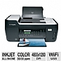 Alternate view 1 for Lexmark S405 Interpret WiFi Inkjet All-in-One