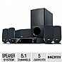 Alternate view 1 for LG LHB306 Network 3D Blu-ray Home Theater System