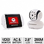 Alternate view 1 for Motorola MBP33 Digital Video Baby Monitor